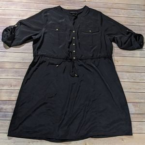 Lane Bryant Shirt Dress